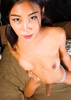 Asian Transsexual Cartoon Candy