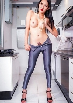 Asian Transsexual Not