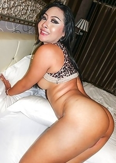 Cake -  thick and busty creampie