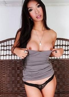 Asian Transsexual Megan