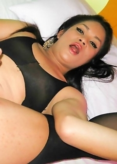 Asian Transsexual Lisa