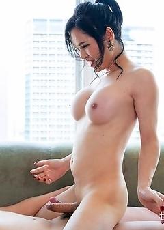 Asian Transsexual Mimi