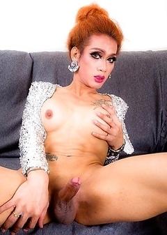 Asian Transsexual Kinky