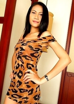 Asian Transsexual Mina