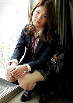 Asian Transsexual Kaoru Shirashi