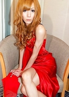 Asian Transsexual Treat
