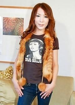 Asian Transsexual Yuu Kakisaki