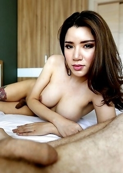 Asian Transsexual Peach