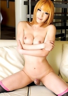 Asian Transsexual Airi Mochizuki