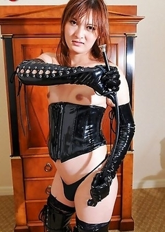 Asian Transsexual Mao