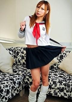 Asian Transsexual Yuu Hoshibana