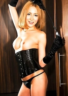 Asian Transsexual Hime Tsukino