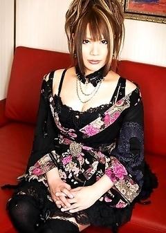 Asian Transsexual Jyuri