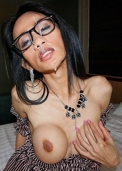 Tiny Ladyboy May has on a socialistic lined garments and panties. Their way chunky tits are busting glory in the advise of be expeditious for their wa