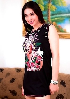Asian Transsexual Monica