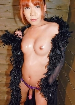 Hikaru has a dancer`s body that�s so tight and delicious and those dimples of hers only add cuteness to her expressive face.
