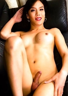 Asian Transsexual Janie