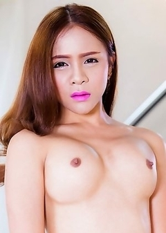 Asian Transsexual Plam
