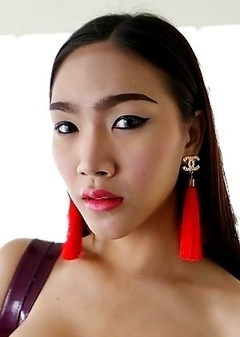 Asian Transsexual Ivy