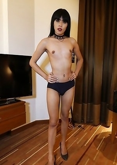 Asian Transsexual Yammy