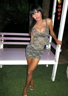 Asian Transsexual Pipo