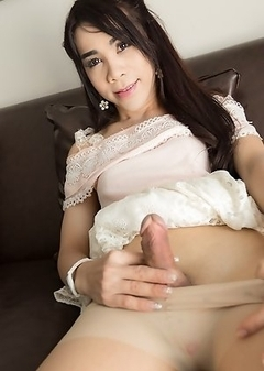 Asian Transsexual Tan