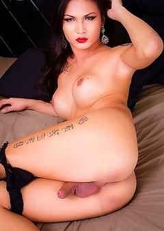 Asian Transsexual Breeze