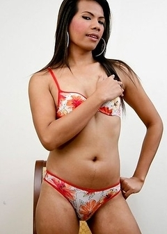 Asian Transsexual Jane